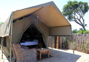 Woodbury Tented Camp Special