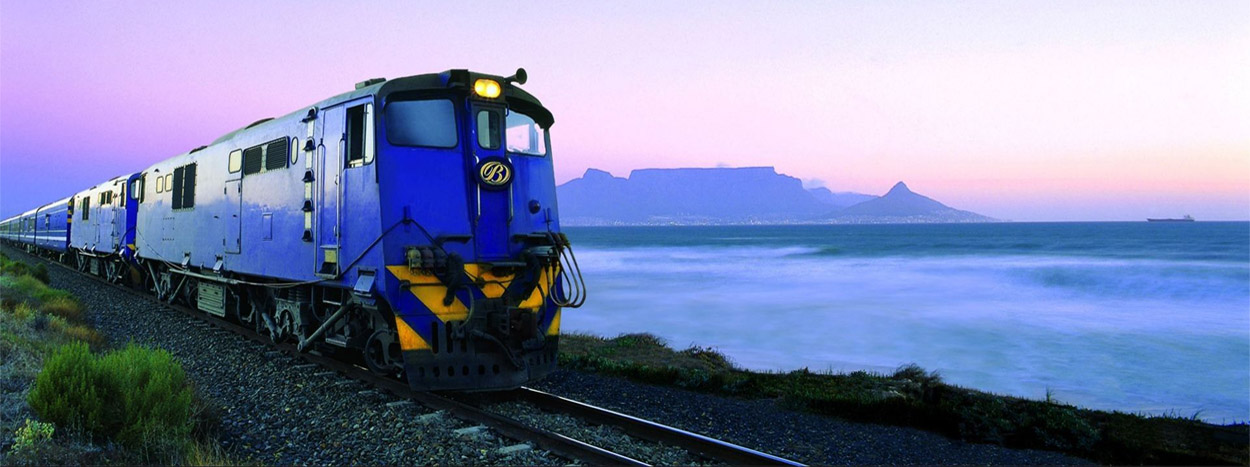 Luxury African Rail